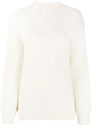 Calvin Klein Cable Knit Jumper