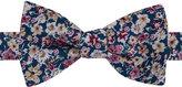 Tommy Hilfiger Men's Jason Floral-Print To-Tie Bow Tie