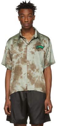 Ottolinger Green Silk Shirt