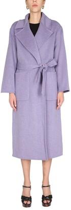 MICHAEL Michael Kors Belted Tailored Coat