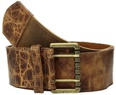 Leather Rock Janet Belt (Cognac) Women's Belts