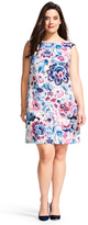 Adrianna Papell Floral Print Sheath Dress AP1D100382