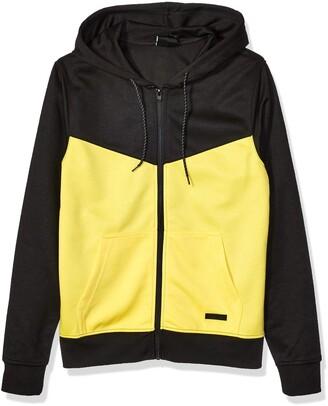 Southpole Men's Tech Fleece Hooded Tops (Full-Zip Pullover)
