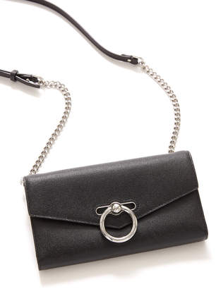 Rebecca Minkoff Jean Wallet On Chain Bag Black 1 Size