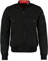 Schott Nyc Bomber Jacket Black