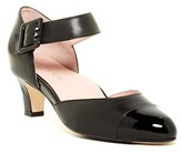 Taryn Rose Toody Ankle Strap d&Orsay Pump