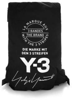 Y-3 Yohji Nylon Backpack