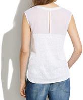 Madewell Linen & Silk Tank