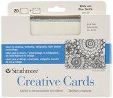 """Strathmore Cards & Envelopes 5"""" x 6.875"""" 20/Pack"""