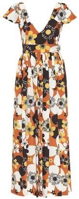 Dodo Bar Or Floral maxi dress
