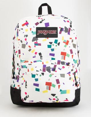 JanSport Superbreak Holiday Geo Party Backpack