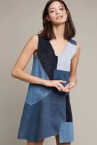 MiH Jeans Patchwork Marten Dress