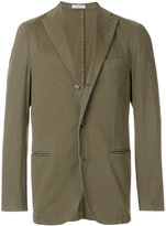 Boglioli chest pocket blazer - men - Cotton/Spandex/Elastane/Cupro - 48
