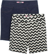 Lee Classic Fit Knit Bermuda Shorts - Big Kid Girls
