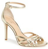 Badgley Mischka Women's Haskell Ii Strappy Sandal