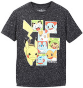 JEM Pokemon Starter Boxes Tee (Big Boys)
