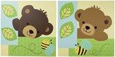 Lambs & Ivy Bedtime Originals Honey Bear Wall Decor