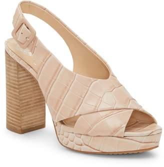 Vince Camuto Javasan Slingback Platform Sandal