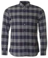 Aquascutum Marcus Large Club Checked Shirt