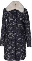 Jil Sander Navy Coats - Item 41619459
