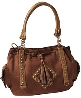 Rivet and Tassel Bag