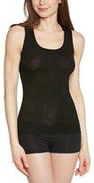Armor Lux Women's Plain or unicolor Vest - Black -