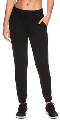 Reebok Women's Sweatpants BLACK - 28'' Black Move 7/8 Joggers - Women