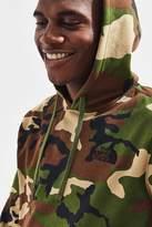 The North Face Camo Hoodie Sweatshirt