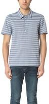 Billy Reid Mickey Short Sleeve Shirt