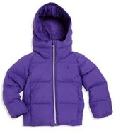 Ralph Lauren Toddler's & Little Girl's Hooded Puffer Jacket