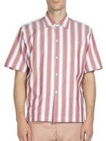 Stella McCartney Short Sleeve Striped Shirt