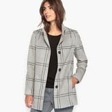 Anne Weyburn Checked Coat