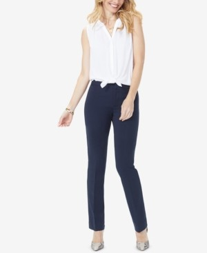 NYDJ Tummy-Control Trousers