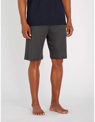 Zimmerli Cotton-jersey classic-fit shorts