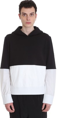 BLACKBARRETT by NEIL BARRETT Sweatshirt In White Polyester