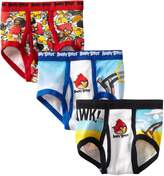 Fruit of the Loom Little Boys' Angry Birds Brief
