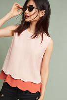 Harlyn Scalloped & Layered Tank