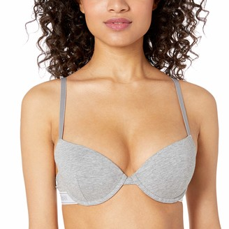 Emporio Armani Women's Stretch Cotton Push Up Bra Bra
