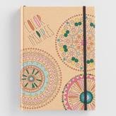 Color Your Own Pocket Journal