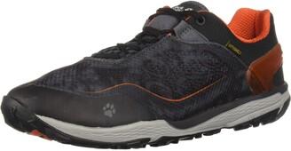Jack Wolfskin Men's CROSSTRAIL Shield 2 Low M Water Resistant Trail Running Shoe