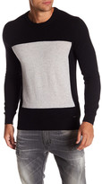 Diesel Double Colorblock Sweater