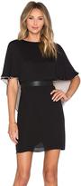 Halston Layered Dress