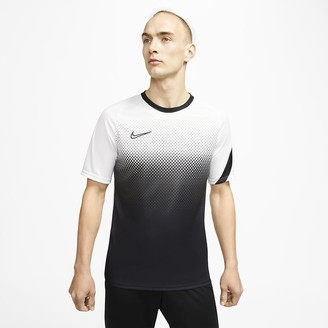 Nike Men's Short-Sleeve Graphic Soccer Top Dri-FIT Academy