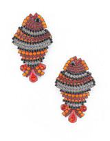 Elizabeth Cole Moselle Earrings set 1