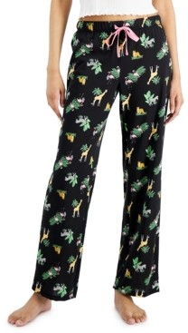 Jenni Printed Pajama Pants, Created for Macy's