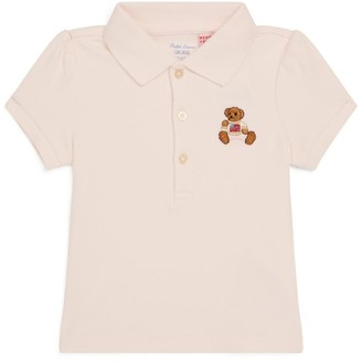 Ralph Lauren Kids Polo Bear Polo Shirt