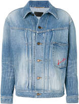 Saint Laurent LouLou denim jacket