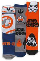 Disney Star Wars Three Pair Sock Set