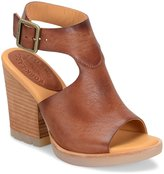 Kork-Ease Linden Leather Block Heel Sandals