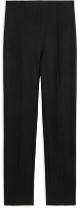Arket Slim-Fit Stretch Trousers